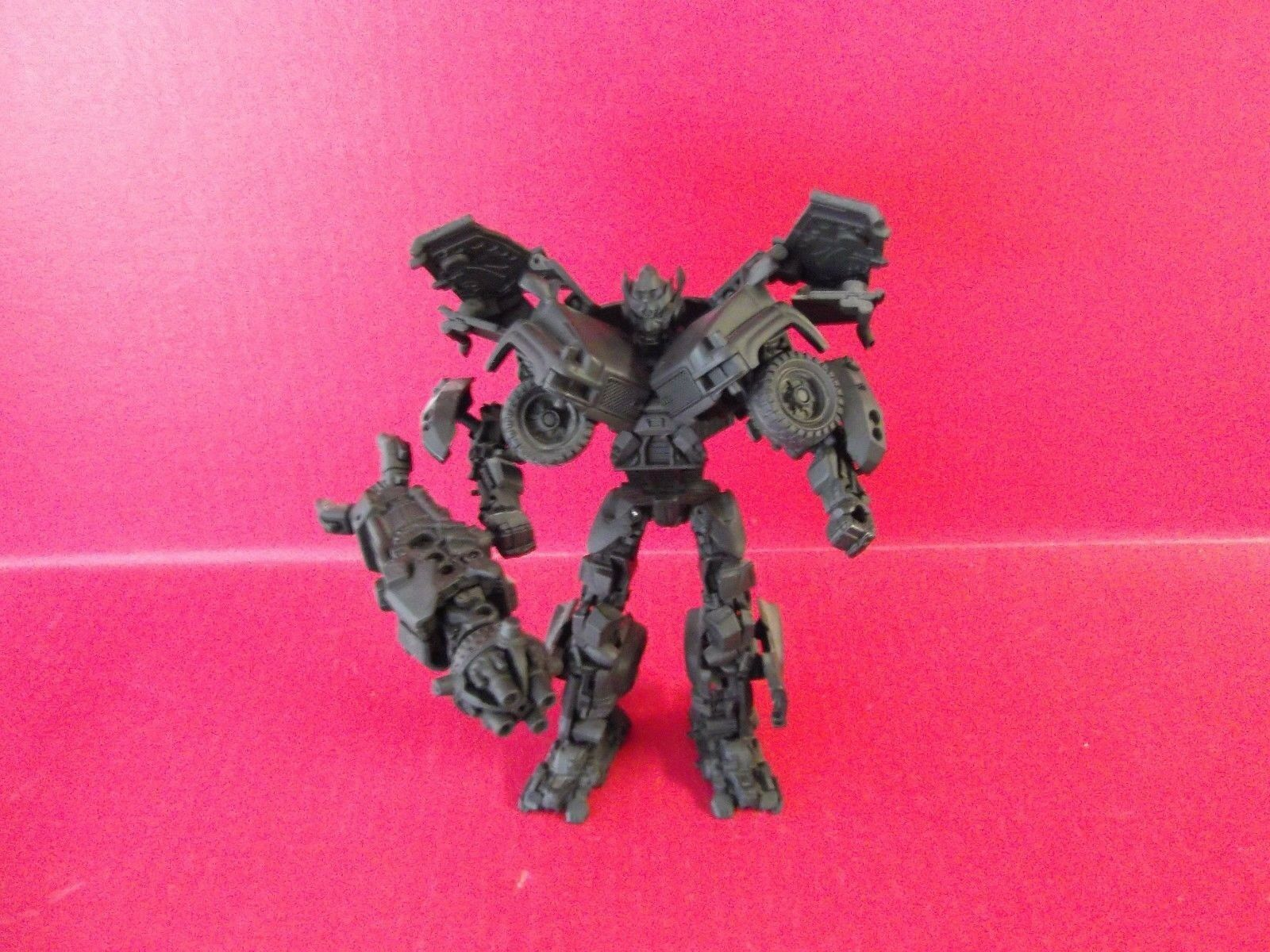 Primed Transformer Movie Voyager Class Autobot Ironhide Primed Ready To Repaint