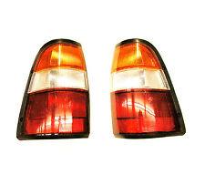 Isuzu D-Max TFS54 2.5 Pair Of Rear Tail Lamps R/H+L/H (11/1996-06/2003) *NEW*
