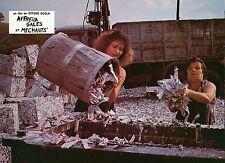 MARIA LUISA SANTELLA BRUTTI, SPORCHI E CATTIVI 1976  VINTAGE PHOTO LOBBY CARD 5