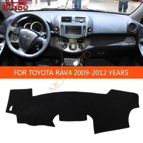 Fit For TOYOTA RAV4 2009-2012 Inner Dashboard Dash Mat DashMat Sun Cover Pad