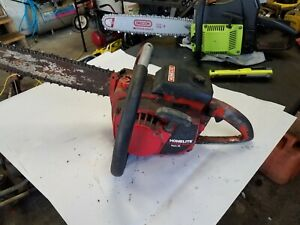 Image Is Loading Vintage Homelite Super Xl Automatic Chainsaw For Parts