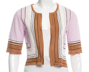 M Missoni Knitted Cardigan SZ 44 = Fits US S - M - NWT
