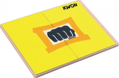 KWON Bruchtestbrett Kalyeo Wiederverwendbar leichte mittel stark Karate TKD Danr