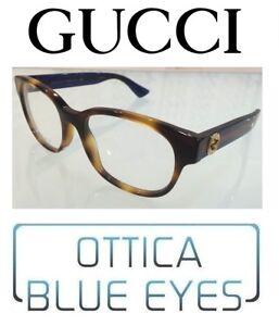 Image is loading Eyeglasses-Eyewear-GUCCI-gg0040o-003-Optics-Luxury-Made- fc5599b78aa6