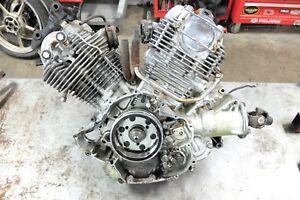 95 Yamaha XV 750 XV750 Virago engine motor | eBay
