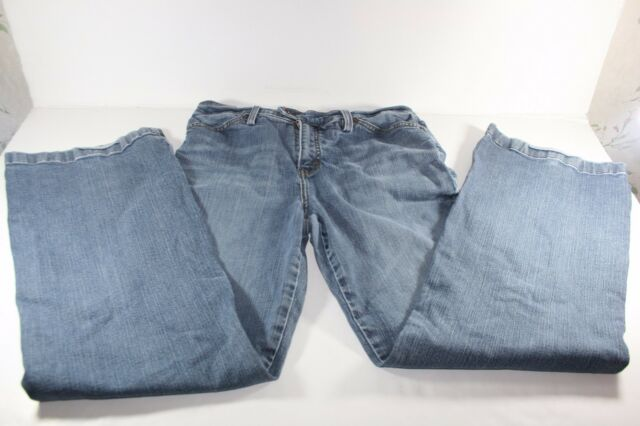 Levi's Jeans Women's Size 10 Perfectly Slimming  Bootcut Stretch Denim