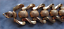 Stunning-Heavy-23g-Fancy-Vintage-3-4-034-Wide-18K-Yellow-Gold-Estate-Bracelet-7-5-034 thumbnail 6