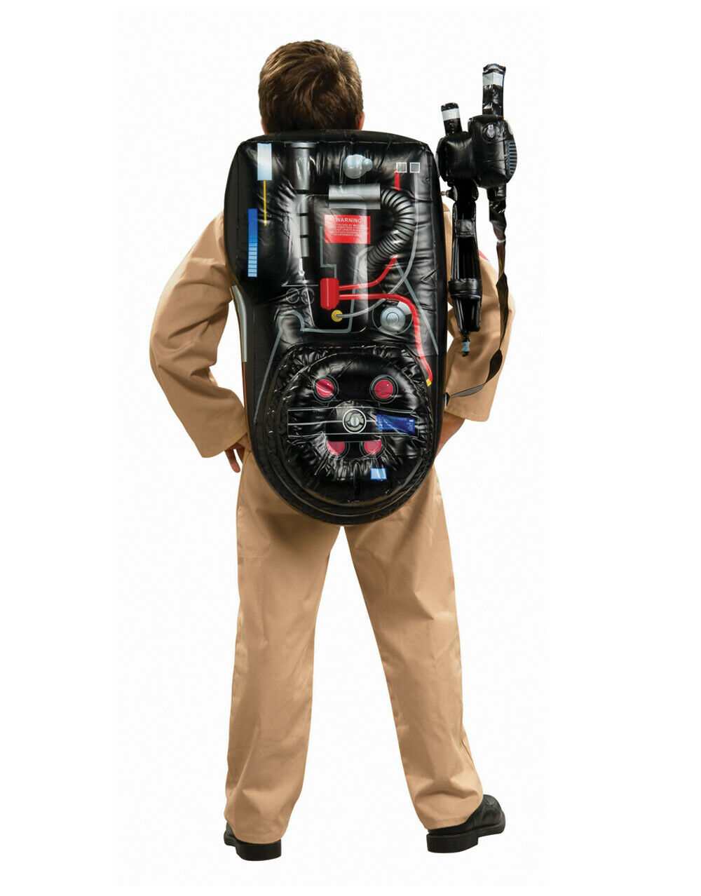 Kid's Ghostbusters Inflatable Costume Accessory Backpack
