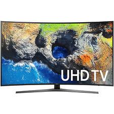 "Samsung UN55MU7500FXZA 54.6"" Curved 4K Ultra HD Smart LED TV (2017 Model)"