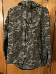 d9eb4b962bad9 NIKE TECH FLEECE AW77 FULL ZIP HOODIE JACKET CAMO - MEN'S SZ XL | eBay