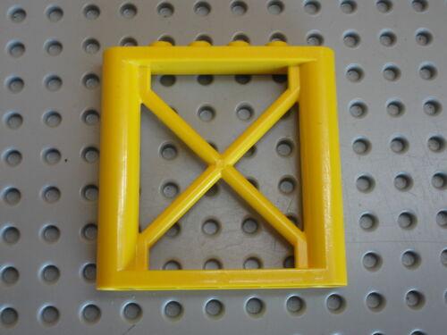 7632 5887 4645 5883 ... LEGO CITY yellow Support Girder Rectangular ref 64448