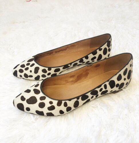 Madewell 1937 Footwear Women's Calfskin Flat Anima