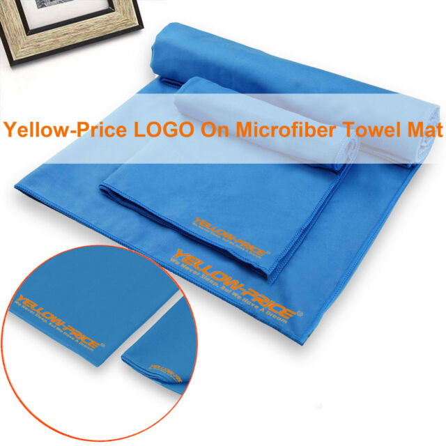 Microfibre Towel Quick Dry Travel Extra Large Bathing Camping Sports Beach Gyms
