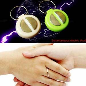 Funny Prank Practical Hand Shake Toy Electric Shock Toys Buzzer Trick