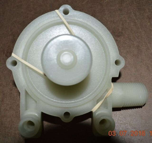 March 0125-0115-0200 Submersible Pump Wet End Kit PML250 LC-2CP-MD