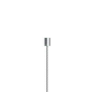 mit Zylindernippel 4.8x6mm Drahtseil ø 1,0mm