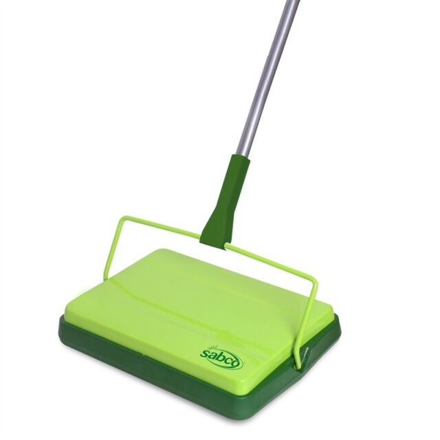 Sabco Whisk Away Carpet Sweeper