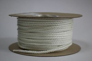 5mm Quality Glass Fibre Stove Rope Sealing Fires Woodburning Door Sealer