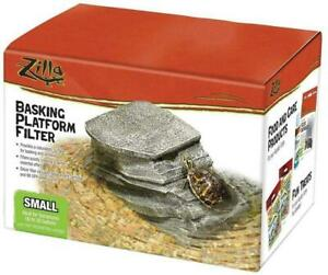 Zilla-Basking-Platform-Filter-Small-For-Terrariums-Up-to-20-Gallons