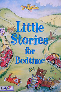 Little-Stories-For-Bedtime-Ladybird-Hardcover-5-Stories
