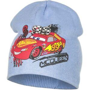 Disney Pixar Cars Lightning McQueen Mütze Kindermütze Kinder Jungen 52 54