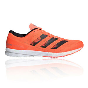adidas Mens Adizero RC 2 Running Shoes Trainers Sneakers Orange Sports