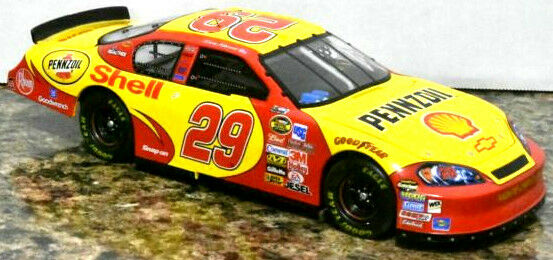 Kevin Harvick 1/24 2007 #29 COT Shell Penzoil Daytona Monte Carlo Nascar Diecast