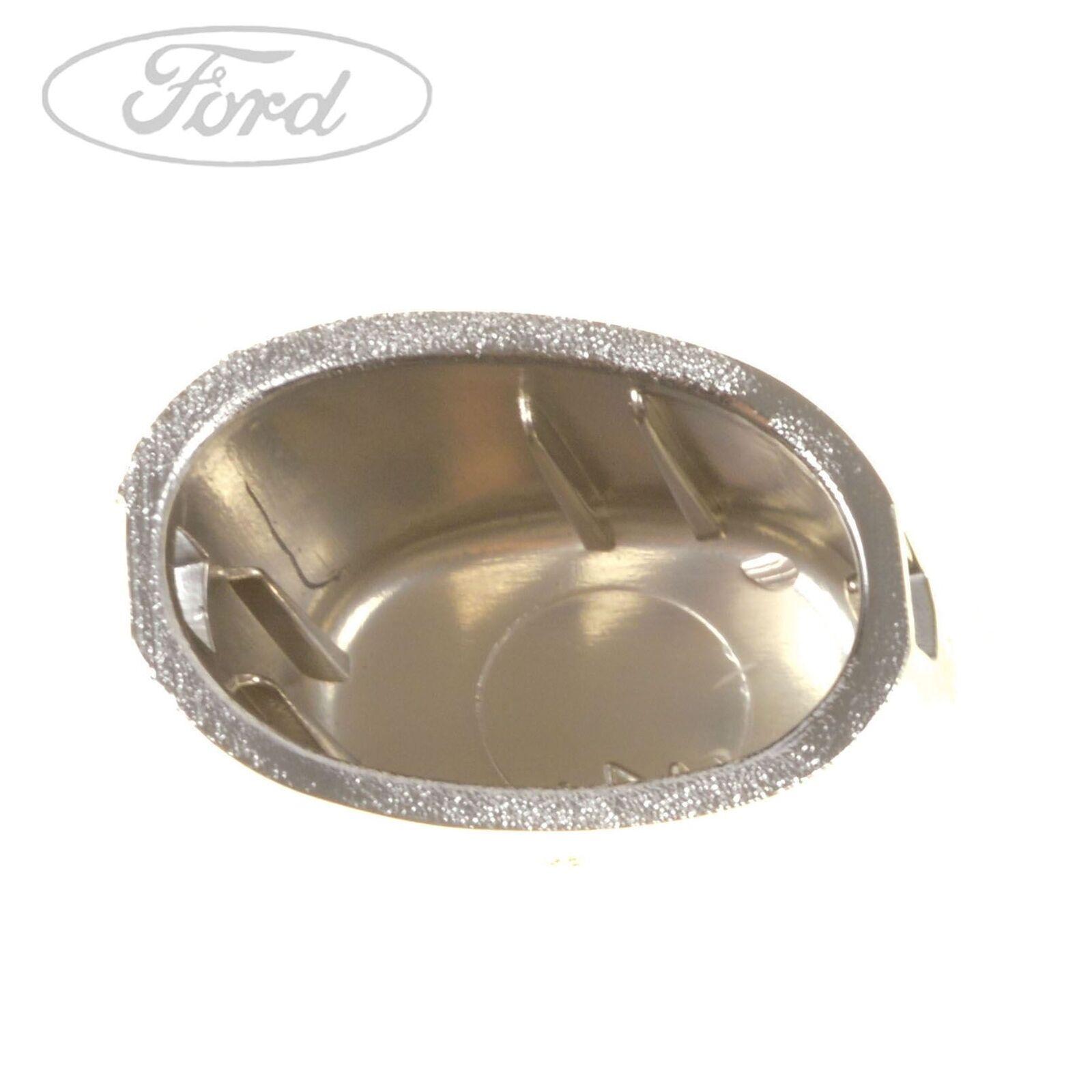 Genuine Ford Focus Inc C-MAX Chrome Handbrake Button 1447426