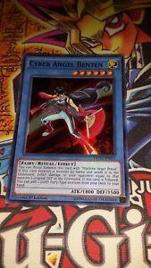 Yugioh Super Rare NM 1st Ed DPDG-EN015 Cyber Angel Benten