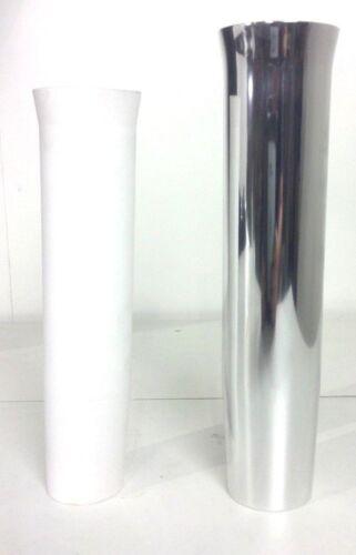 NEW TACO Rod Holder Flared Weld-On Rocket Launcher W// White Insert