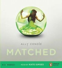 Matched 2010 by Condie, Ally 0142428639 Ex-library