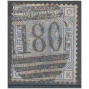 cat-value-c-30-1881-QV-21-2d-BLUE-PLATE-23-see-scan-SG157-OK-Chester-Pm
