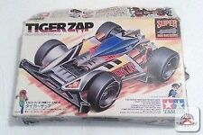 TAMIYA 1/32 MINI 4WD  TIGER ZAP 19512 Made in JAPAN