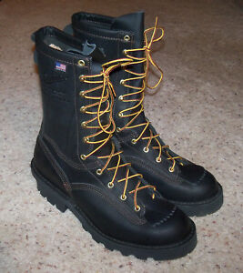 a3bdd8563eb Details about NEW DANNER 18102 FLASHPOINT II BLACK FIRE RESISTANT USA MADE  10