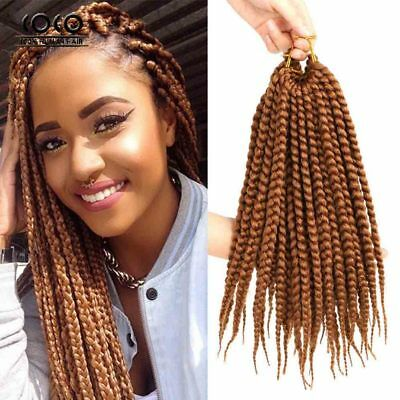 Box Braids Havana Mambo Twist Crochet