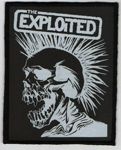 THE-EXPLOITED-PATCH-SPEED-THRASH-BLACK-DEATH-METAL