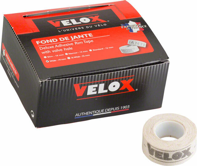 Velox 19mm Rim Tape Box of 10 Rolls