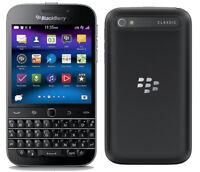 Blackberry Classic Q20 16gb 4g Black Verizon Unlocked Qwerty Smart Phone