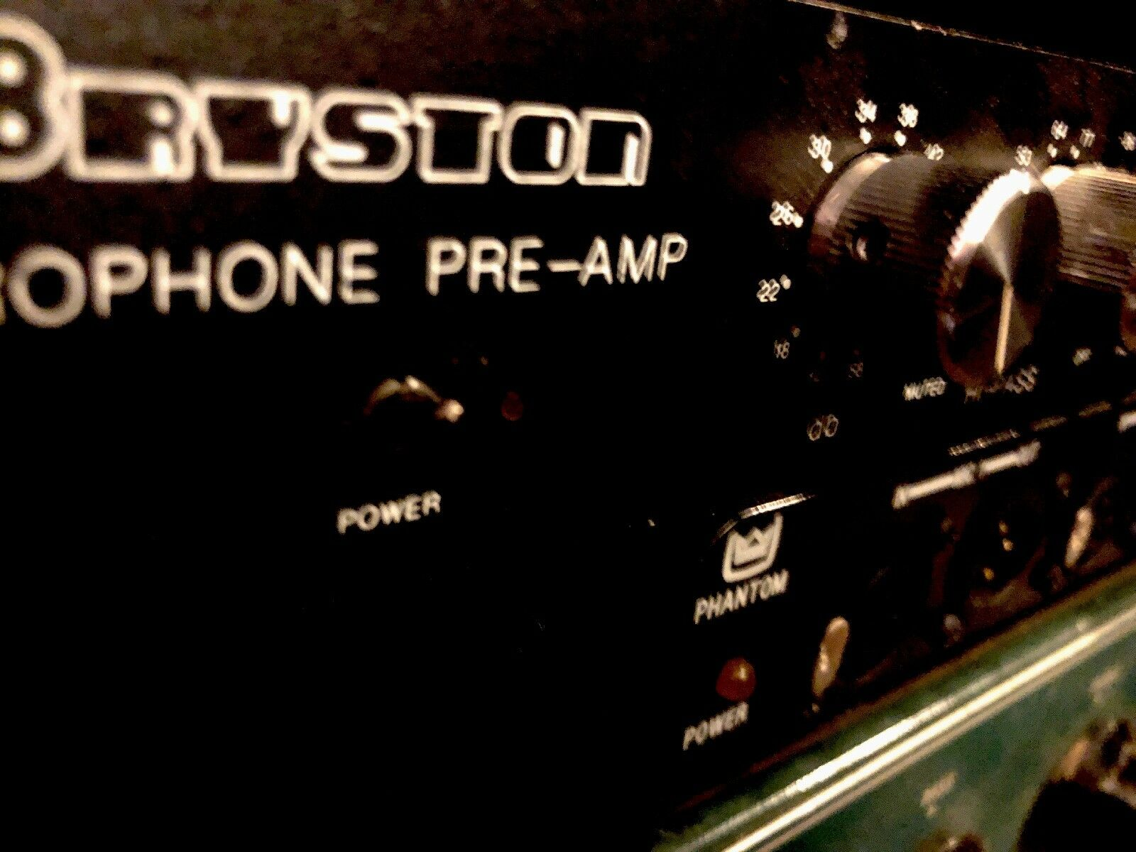 BRYSTON Stereo Pro Stereo MIC preamp