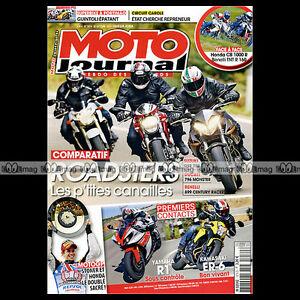 MOTO-JOURNAL-N-1974-KAWASAKI-ER-6N-YAMAHA-YZF-R1-DUCATI-796-SUZUKI-GSR-750-2011
