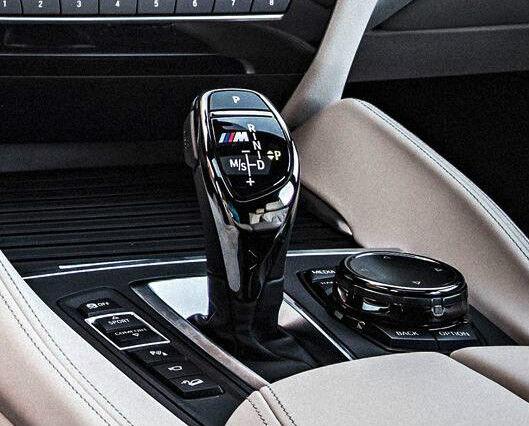 Bmw Oem F15 X5 2017 F16 X6 Sport Automatic Ceramic Gear Selector Trim