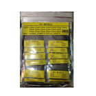 950pcs 0.6mm Rubber Watch Gasket Washers O-Ring Back Case Seals Repair 12mm-30mm