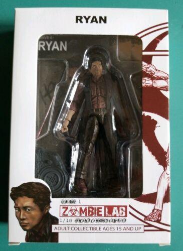 Zombie Lab 1//18 Scale Action Figure #024 Ryan