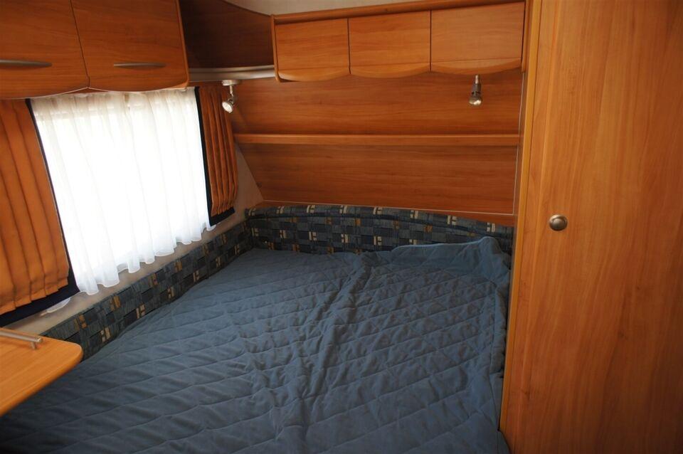 Adria Adora 462 PU, 2004, kg egenvægt 975