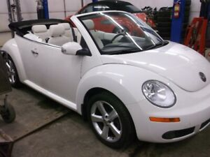 2007 Volkswagen Beetle Convertible MIKES AUTO YARMOUTH