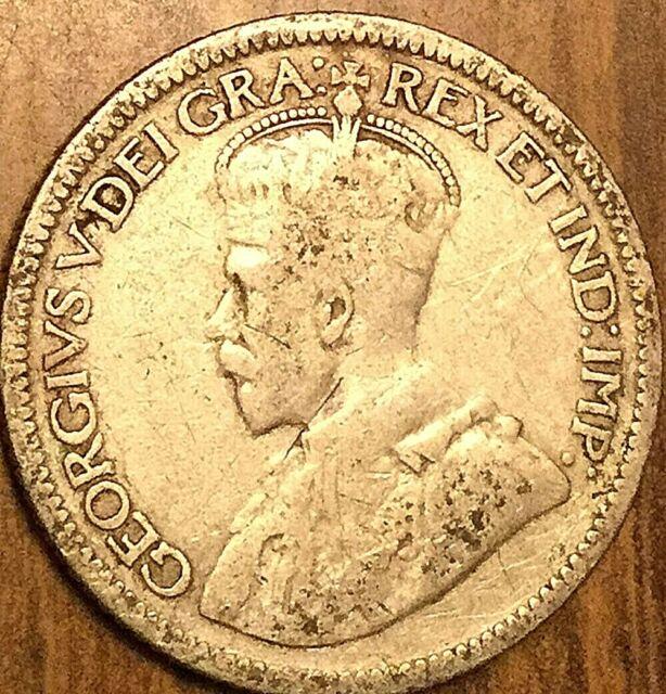 1935 CANADA SILVER 10 CENT DIME