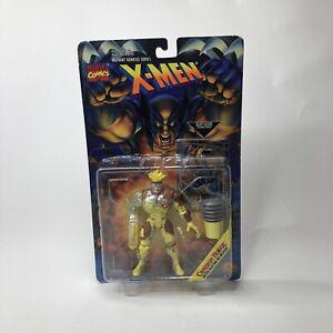 Marvel Toy Biz 1995 The Uncanny X-Men Mutant Genesis Sunfire Figure