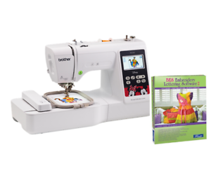 BROTHER-PE550D-Disney-4-x4-Embroidery-Machine-Plus-BES2-Software-Bundle