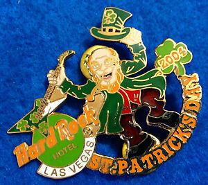 Las-Vegas-Hotel-San-Patricio-Levantamiento-Sombrero-Mecanismo-Leprechaun