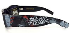 Dyse One Shades Indian Nation Wolf Horses Sunglasses California Lowrider Style